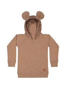 Metsola - Bear Hoodie -collegehuppari - 40 ALMOND | Stockmann
