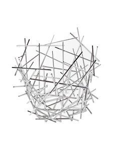 Alessi - Blow Up -hedelmäkori 36 cm - TERÄS | Stockmann