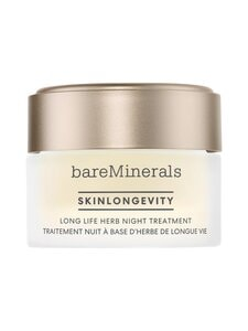 Bare Minerals - Skinlongevity Long Life Herb Night Treatment -yövoide 50 g | Stockmann