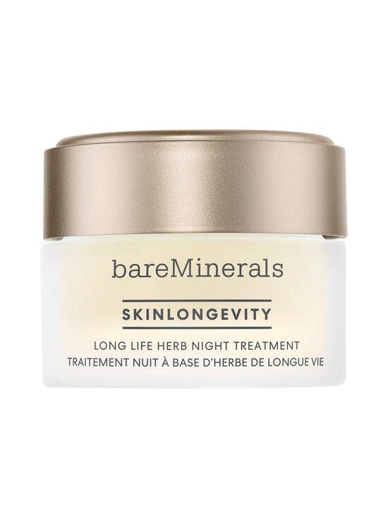 Bare Minerals - Skinlongevity Long Life Herb Night Treatment -yövoide 50 g - NOCOL | Stockmann - photo 1