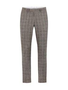 J.Lindeberg - Grant Check Pants -housut - U061 SAND GREY | Stockmann