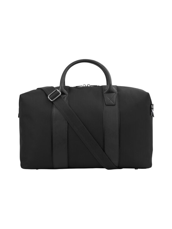 STEELE & BOROUGH - The Holdall Biker -laukku - BLACK | Stockmann - photo 1
