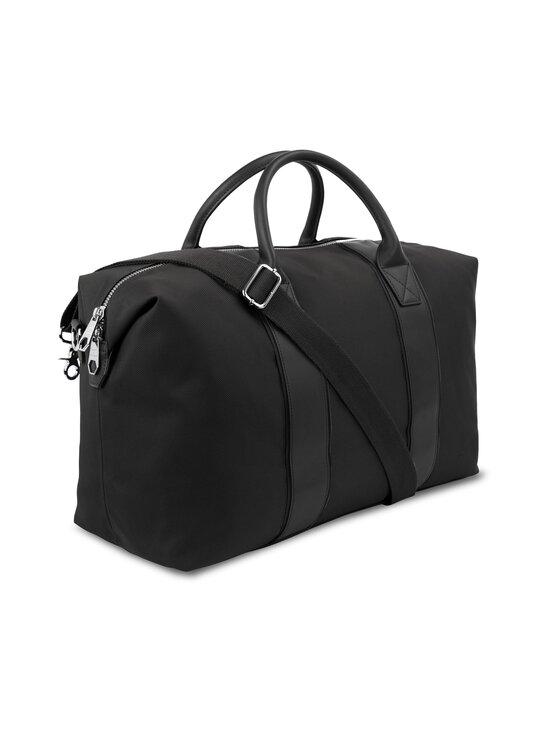 STEELE & BOROUGH - The Holdall Biker -laukku - BLACK | Stockmann - photo 2