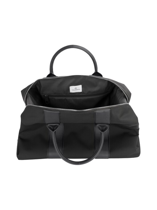 STEELE & BOROUGH - The Holdall Biker -laukku - BLACK | Stockmann - photo 3