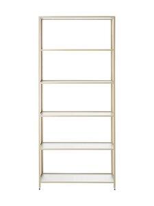 Ferm Living - Haze Bookcase -hylly 185 x 80 x 30 cm - CASHMERE   Stockmann