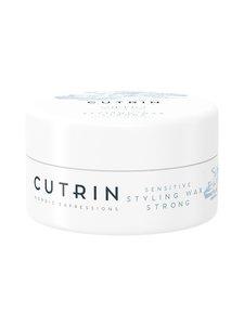 Cutrin - Sensitive Styling Wax Strong -muotoiluvaha 100 ml - null | Stockmann