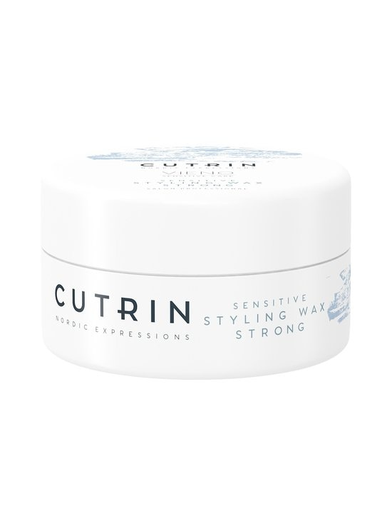 Cutrin - Sensitive Styling Wax Strong -muotoiluvaha 100 ml - NOCOL   Stockmann - photo 1