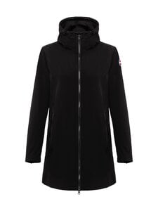 COLMAR - Mid-Length Softshell Jacket -takki - 99 BLACK | Stockmann
