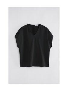 Filippa K - Emery Top Filippa K -pusero - 1433 BLACK   Stockmann