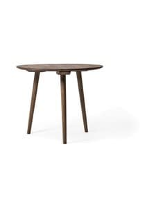 &tradition - In Between SK3 -pöytä Ø 90 cm - SMOKED OILED OAK | Stockmann