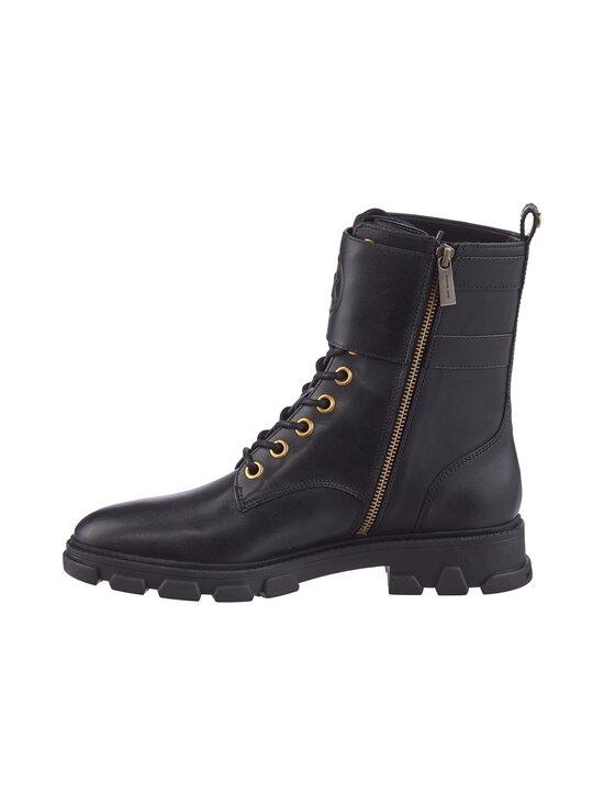 Michael Michael Kors - Ridley Ankle Boot -nahkanilkkurit - 001 BLACK | Stockmann - photo 4