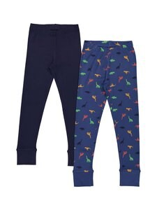 Bogi - Dantos- pitkät alushousut 2-pack - BLUE COMBO | Stockmann