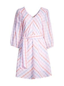 Neo Noir - Manua Candy Stripe Dress -mekko - 754 LIGHT PINK | Stockmann