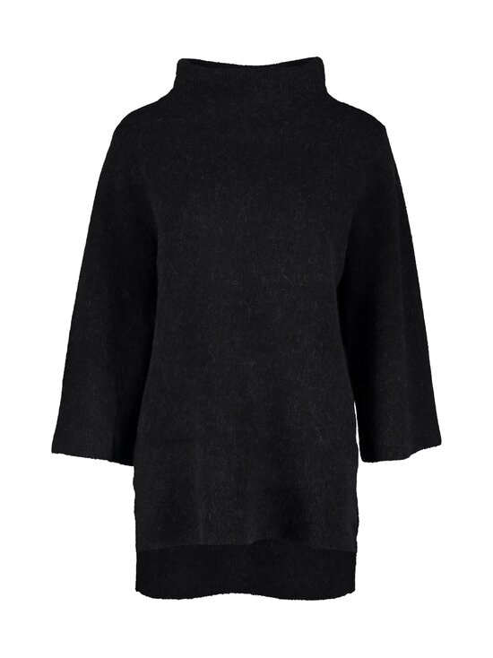 Gustav - Indy Knit W Slit -villasekoiteneule - 10 BLACK | Stockmann - photo 1