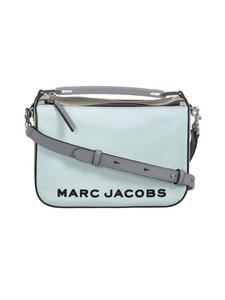 Marc Jacobs - The Colorblock Softbox 23 -laukku - 329 ICY MINT MULTI | Stockmann
