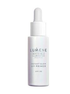 Lumene - Invisible Illumination Instant Glow UV Primer SPF 30 -meikinpohjustaja 30 ml | Stockmann