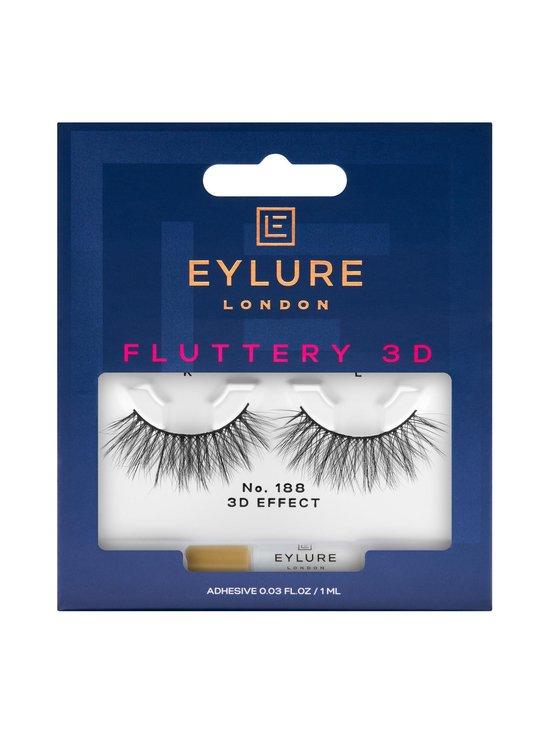 Eylure - Fluttery 3D No. 188 -irtoripset - BLACK | Stockmann - photo 1