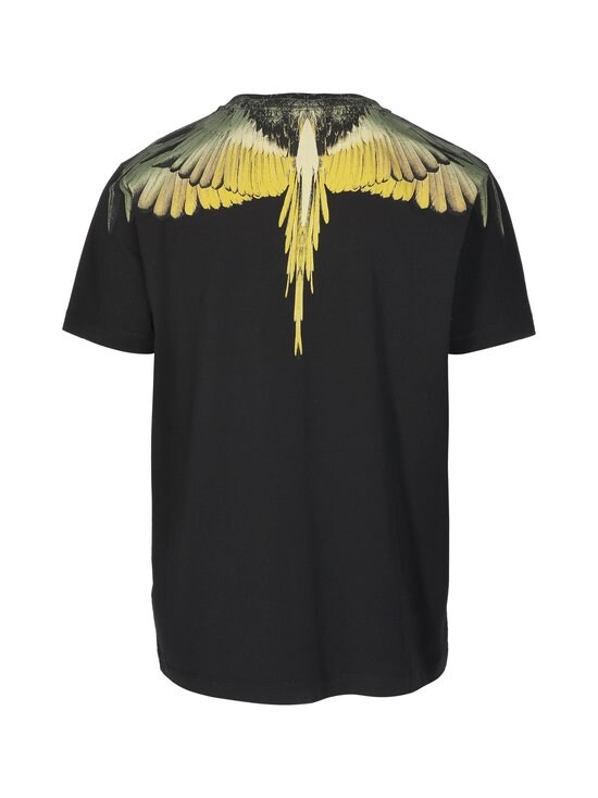 MARCELO BURLON - Wings Basic -paita - 1016 BLACK OCHE | Stockmann - photo 2