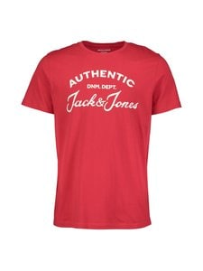 Jack & Jones - JjHero Tee -paita - TANGO RED FIT:SLIM. ORG PRINT | Stockmann
