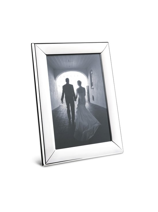 Georg Jensen - Modern Picture Frame Large -kehys 18 x 23 cm - STAINLESS STEEL | Stockmann - photo 1