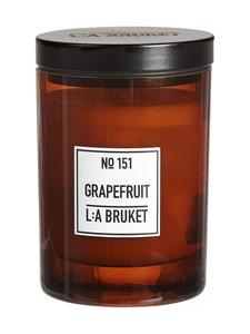 L:A Bruket - No 151 Grapefruit -tuoksukynttilä - null | Stockmann