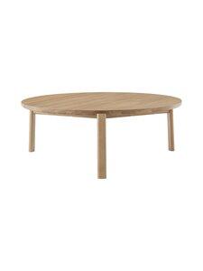 Menu - Passage Lounge -pöytä ø 90 cm - NATURAL OAK | Stockmann