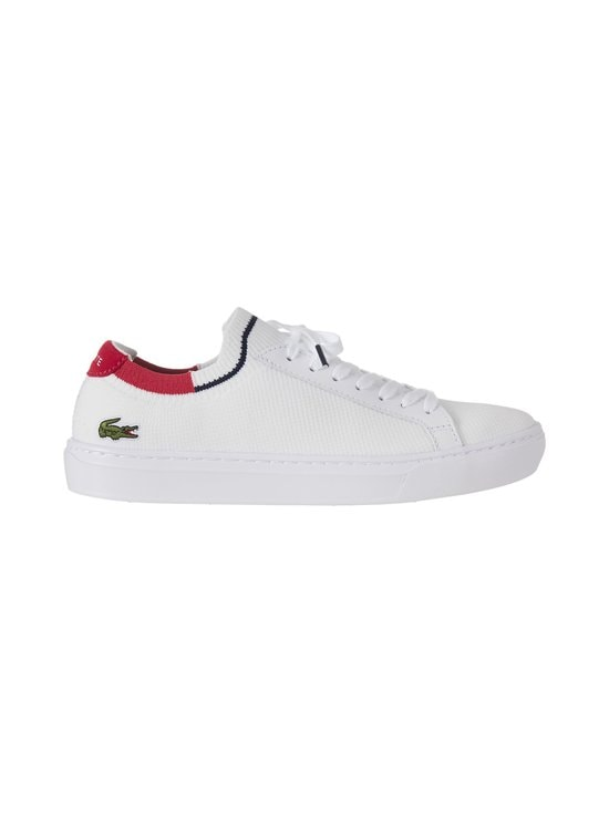 Lacoste - La Piquee 120 -tennarit - 394 WHT/RED/NVY | Stockmann - photo 1