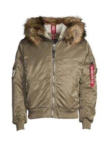 Alpha Industries - Hooded Arctic -takki - STRATOS 24 | Stockmann