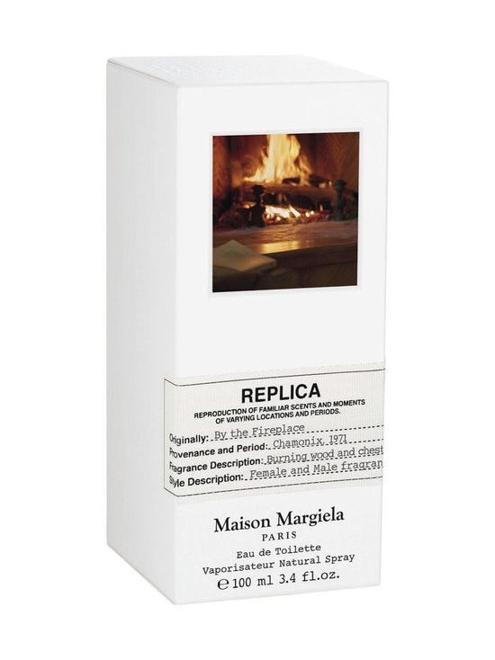 Maison Margiela - Replica By the Fireplace EdT -tuoksu 100 ml - null | Stockmann - photo 2