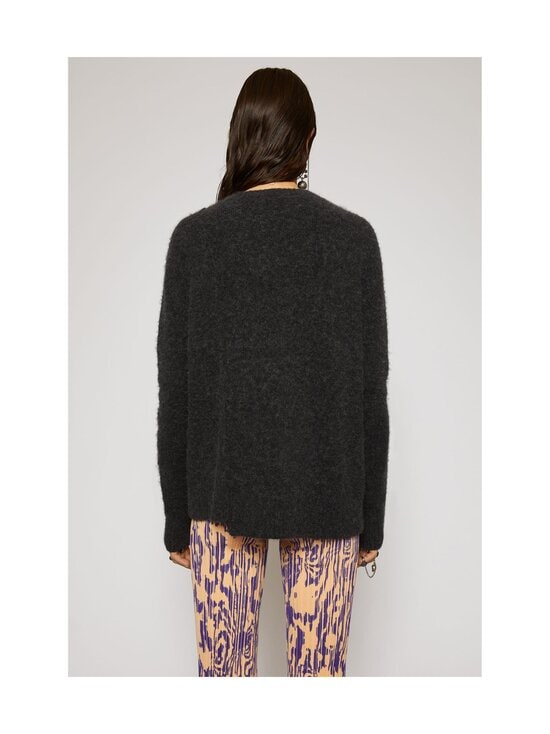 Acne Studios - Kerna-neule - WASHED BLACK | Stockmann - photo 2
