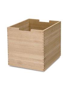 Skagerak - Cutter-laatikko 30 x 36 x 34 cm - OAK | Stockmann
