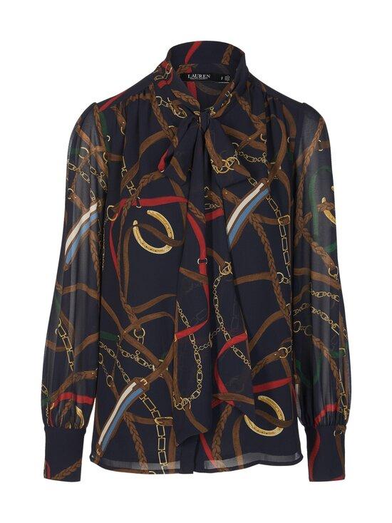 Lauren Ralph Lauren - Klaryce Shirt -pusero - 39HM LRN NVY MU   Stockmann - photo 1
