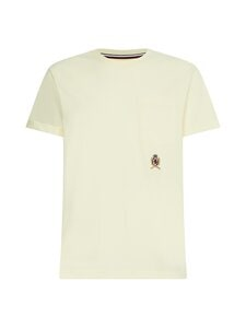 Tommy Hilfiger Collection - Icon Crest Pocket -paita - BAS FROSTED LEMON | Stockmann