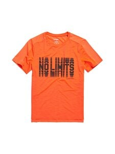 Superdry Sport - Training Tech Touch Tee -paita - 3HR NEON RED | Stockmann