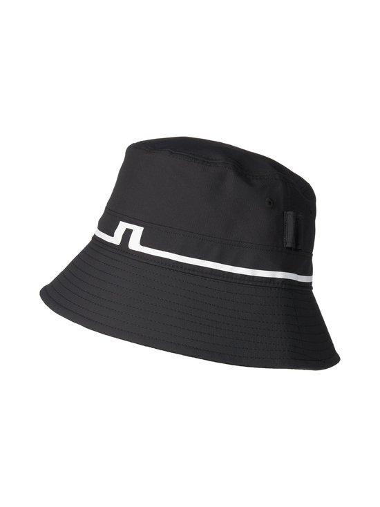 J.Lindeberg - Hank Bucket Hat -lakki - BLACK | Stockmann - photo 1