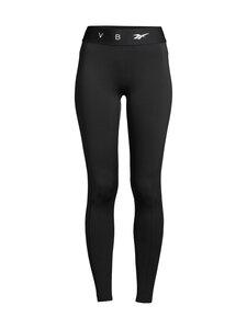 Reebok x Victoria Beckham - RBK VB Logo Leggings -leggingsit - BLACK | Stockmann
