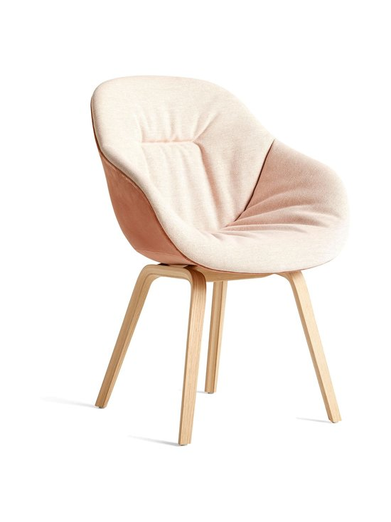 HAY - About A Chair AAC123 Soft Duo -tuoli - ROSE/OLD ROSE   Stockmann - photo 1