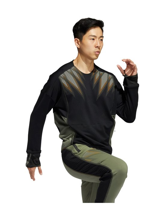 adidas Performance - Prime C RDY Top -paita - BLACK BLACK | Stockmann - photo 5