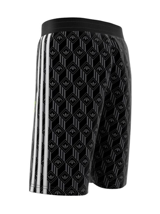 adidas Originals - Shortsit - BLACK/GREFIV/WHITE/S | Stockmann - photo 3