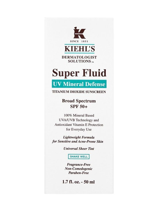 Kiehl's - Ultra Light daily UV Mineral Sunscreen SPF 50 -aurinsuoja 50 ml - NOCOL | Stockmann - photo 2