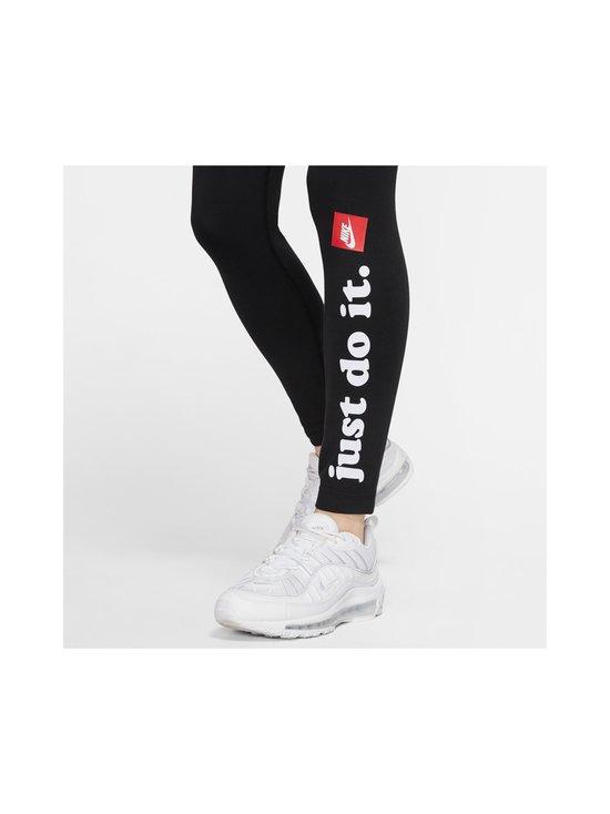 Nike - W Sportswear Club -leggingsit - 010 BLACK/WHITE | Stockmann - photo 5
