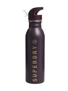 Superdry Sport - Metal Bottle -juomapullo - Z6K MULLED PLUM | Stockmann