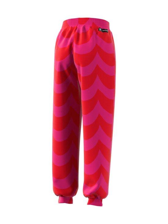 adidas x Marimekko - Track Pant -housut - VIVRED/TEREMA VIVID RED/TEAM REAL MAGENTA | Stockmann - photo 4