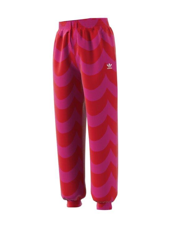 adidas x Marimekko - Track Pant -housut - VIVRED/TEREMA VIVID RED/TEAM REAL MAGENTA | Stockmann - photo 5