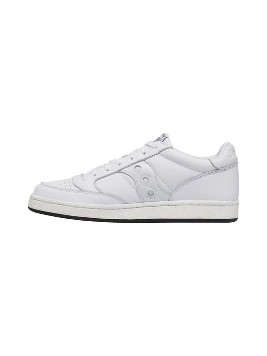 Saucony - Jazz Court -nahkatennarit - WHITE/WHITE | Stockmann - photo 2