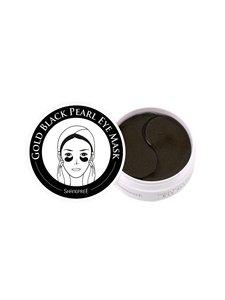 Shangpree - Gold Black Pearl Eye Mask -silmänympärysnaamio | Stockmann
