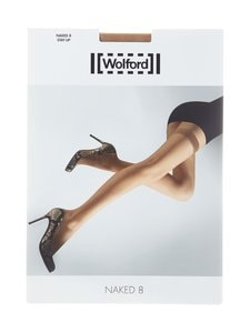 Wolford - Naked-stay-up-sukat 8 den - CARAMEL | Stockmann