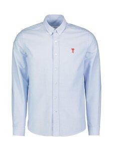 Ami - Ami de Coeur Button-down Shirt -kauluspaita - LIGHT BLUE/459 | Stockmann