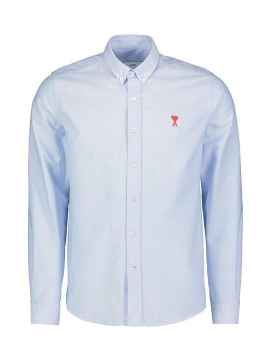 Ami - Ami de Coeur Button-down Shirt -kauluspaita - LIGHT BLUE/459 | Stockmann - photo 1
