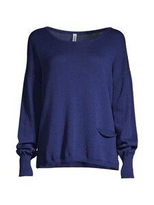 Kuusama - Milla Sweater -neule - 055 OCEAN BLUE | Stockmann